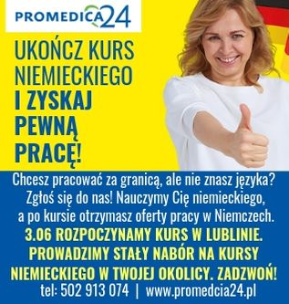 Promedica - Opiekunka osób starszych - Lublin