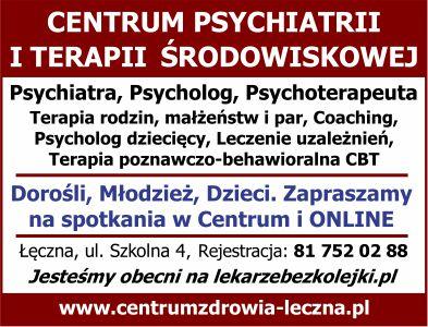Reklama Centrum zdrowia