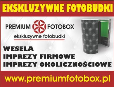 Ekskluzywne Fotobudki - PREMIUM FOTOBOX