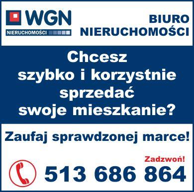 WGN Biuro Nieruchomości - Lublin - Łęczna - Świdnik - Krasnystaw - Zamość - Chełm - Biała Podlaska